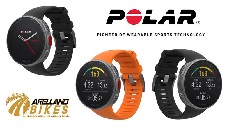 Relojes deportivos inteligentes con GPS  POLAR